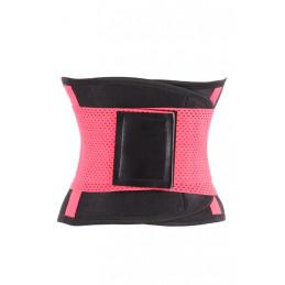 Fitness opasek dámský růžový