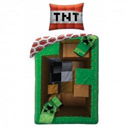 Povlečení Minecraft Creeper...