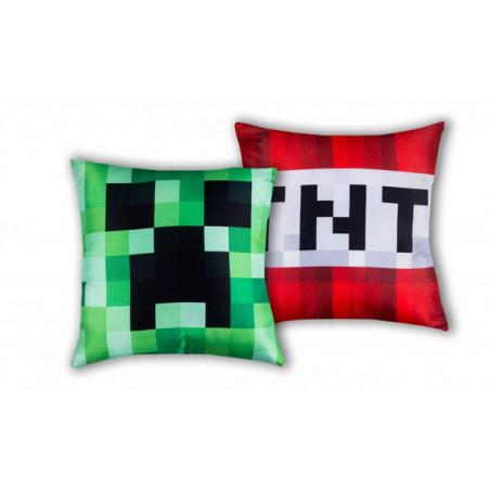 Polštářek Minecraft 40x40cm