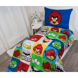 Dětské povlečení Angry Birds