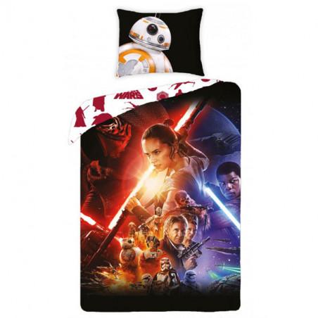 Bavlněné povlečení Star Wars - Síla se probouzí
