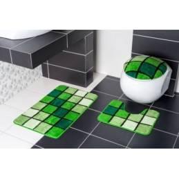 Koupelnová předložka zelená...