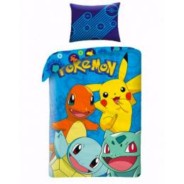Dětské povlečení Pokemon