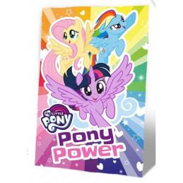 Dětská fleecová deka Pony