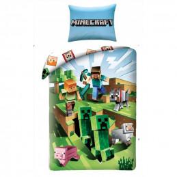 Povlečení Minecraft Farma