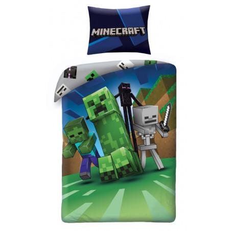 Povlečení Minecraft Monsters