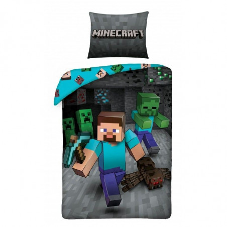 Povlečení Minecraft Steve