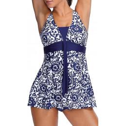 Zeštíhlující plavkové šaty...