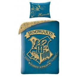 Povlečení Harry Potter blue