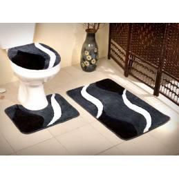 Koupelnová předložka černá...