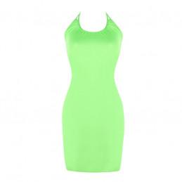 Letní šaty k moři zelené