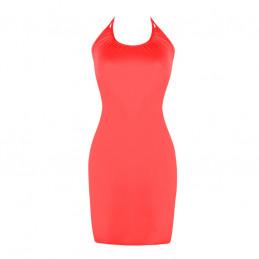 Letní šaty k moři červené