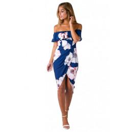 Květinové letní šaty