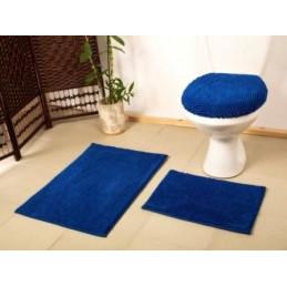 Koupelnová předložka modrá