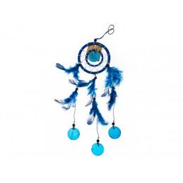 Lapač snů modrý 35cm
