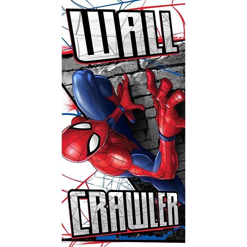 Dětská osuška Spiderman 70x140cm