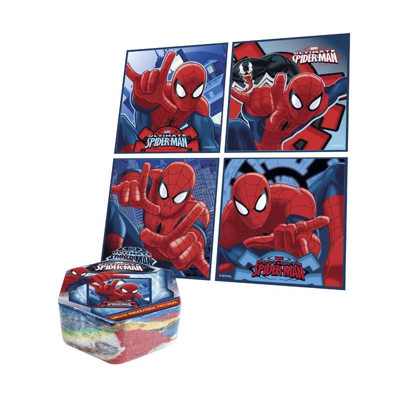Dětský magický ručník Spiderman 30x30cm