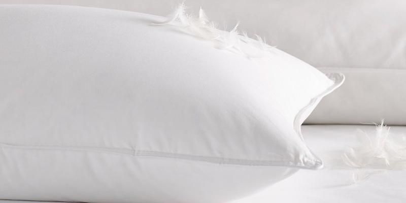 Péřový polštář z poloprachového peří 70x90cm