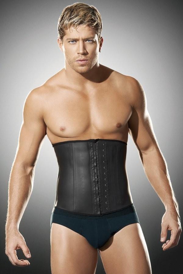 Pánský fitness korzet na hubnutí - XL